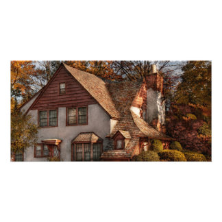 Cottage - Westfield, NJ - Family Cottage Picture Card