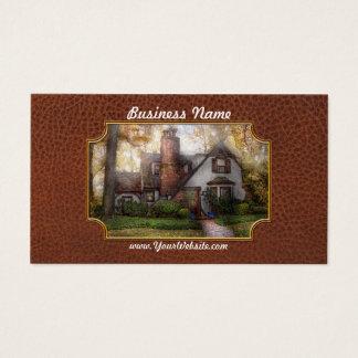 Cottage - Westfield, NJ - Grandma Ridinghoods hous Business Card