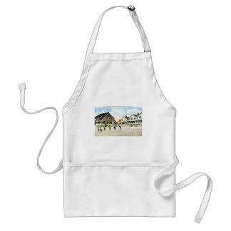 Cottages along the Shore, Fairfield, Connecticut Standard Apron