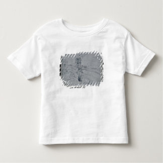 Cottages on a High Bank, 1834 Toddler T-Shirt