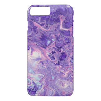 """""""Cotton Candy 2"""" Abstract Painting Phone Case"""