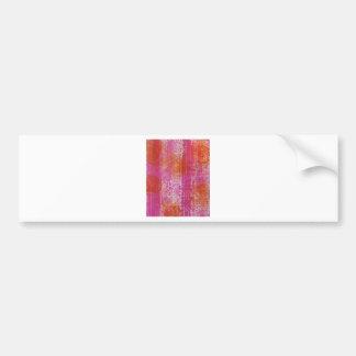Cotton Candy Bumper Sticker