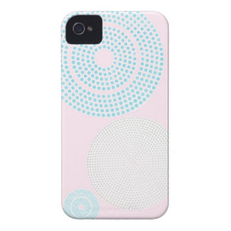 Cotton Candy Days Cute Pink Casemate iPhone 4 Case
