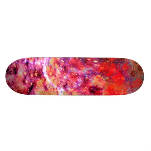 Cotton Candy Explosion Skateboards