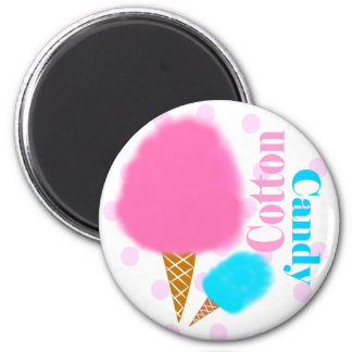 Cotton Candy Magnet