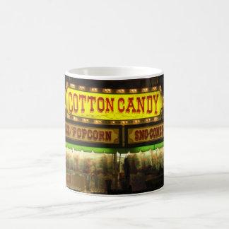 Cotton Candy Basic White Mug