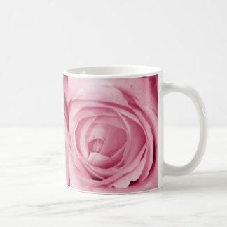 Cotton Candy Pink Save the Date Basic White Mug