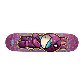 cotton candy skateboard decks