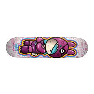 cotton candy skate board