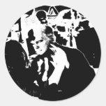 Cotton Club Smooch Sticker