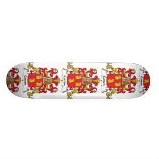 Cotton Family Crest Skateboards