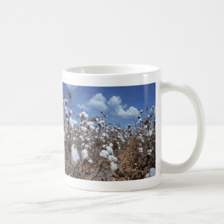 Cotton Field Coffee Mug
