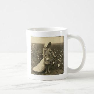 Cotton Field Basic White Mug