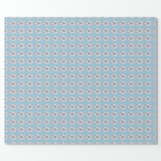 Cotton Flower Wrapping Paper