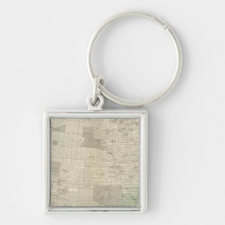 Cotton Key Ring