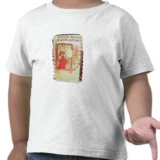 Cotton Nero D VIII fol.7 Queen Matilda holding a c Tshirts