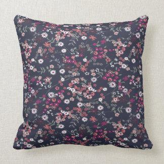 Cotton Printed Throw Pillow