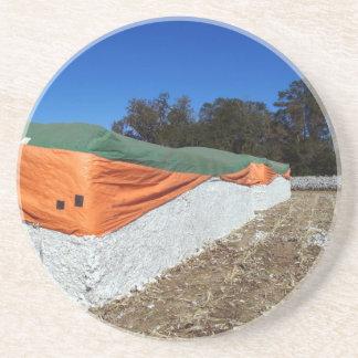 Cotton Series---1 of 9---Cotton Modules Coaster