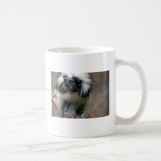 Cotton-Top Tamarin Coffee Mug