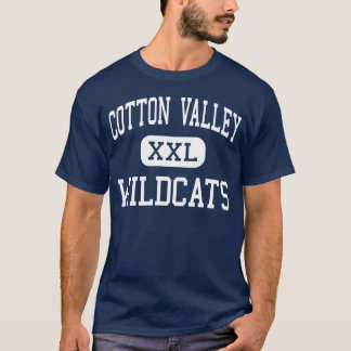 Cotton Valley - Wildcats - High - Cotton Valley T-Shirt
