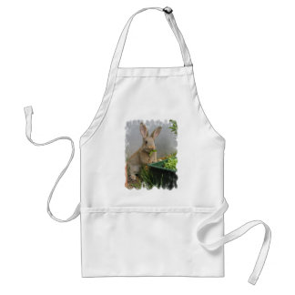 Cottontail Rabbit Apron