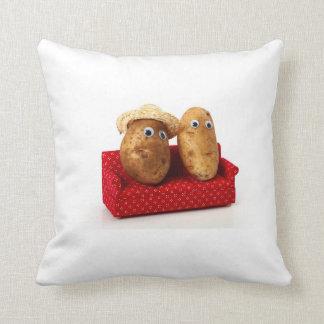 Couch potato cushion