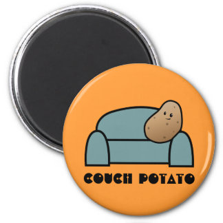 Couch Potato Magnet