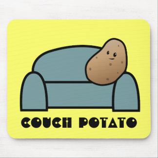 Couch Potato Mouse Mat