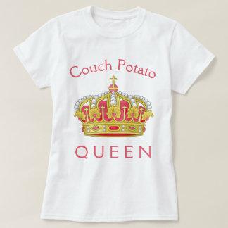 Couch Potato Queen T-Shirt
