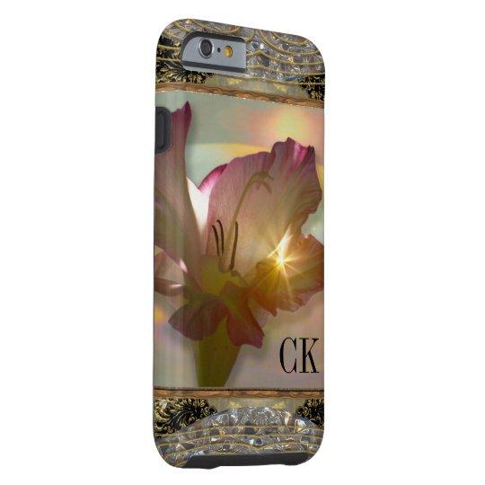 couché du soleil Floral 6/6s Tough iPhone 6