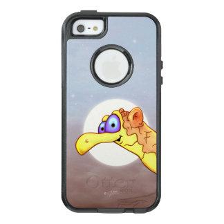 COUCOU BIRD 2 ALIEN  Apple iPhone SE/5/5s CS