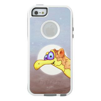 COUCOU BIRD 2 ALIEN  Apple iPhone SE/5/5s CS W
