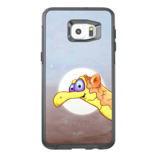 COUCOU BIRD 2 ALIEN Samsung Galaxy S6 EDGE PLUS SS