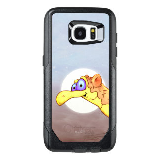 COUCOU BIRD 2 ALIEN  Samsung Galaxy S7 Edge   CS
