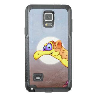 COUCOU BIRD 2 ALIEN Samsung Note 4 CS