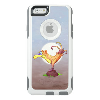 COUCOU BIRD ALIEN Apple iPhone 6/6s CS W