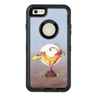 COUCOU BIRD ALIEN Apple iPhone 6/6s Plus Case DS