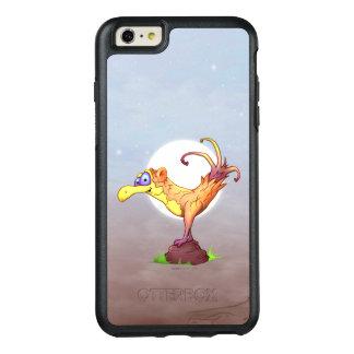 COUCOU BIRD ALIEN Apple iPhone 6/6s Plus Case SS