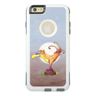 COUCOU BIRD ALIEN Apple iPhone 6/6s Plus Case W