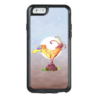 COUCOU BIRD ALIEN Apple iPhone 6/6s SS
