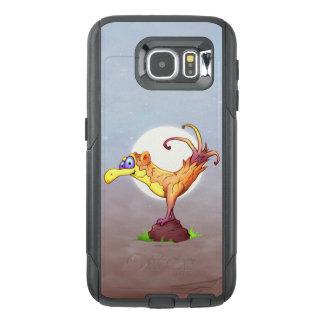 COUCOU BIRD ALIEN Samsung Galaxy S6 Case CS