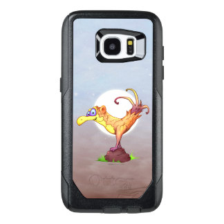 COUCOU BIRD ALIEN Samsung Galaxy S7 Edge CS