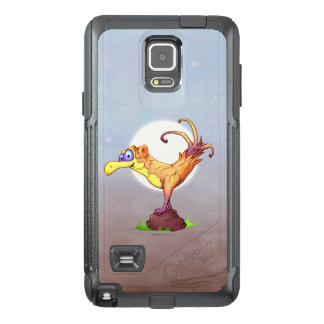 COUCOU BIRD ALIEN Samsung Note 4 CS