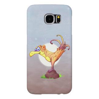 COUCOU BIRD CARTOON   Samsung Galaxy S6   BARELY T Samsung Galaxy S6 Cases