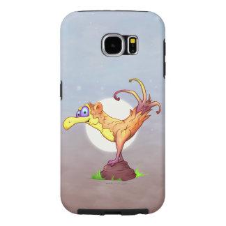 COUCOU BIRD CARTOON   Samsung Galaxy S6   TOUGH Samsung Galaxy S6 Cases
