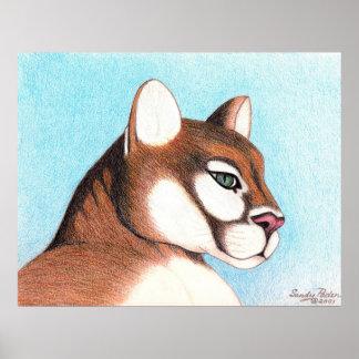Cougar #2 poster