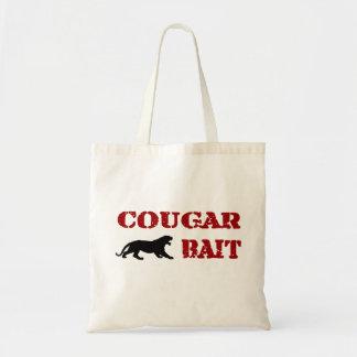 Cougar Bait Budget Tote Bag