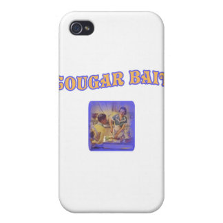 Cougar Bait Case For iPhone 4