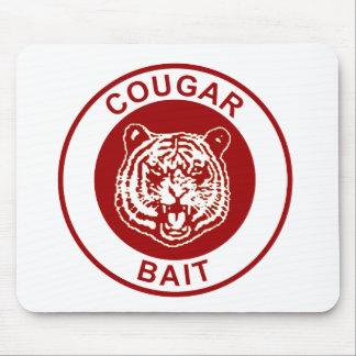 Cougar Bait Mouse Mat