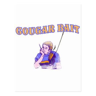 Cougar Bait Postcards